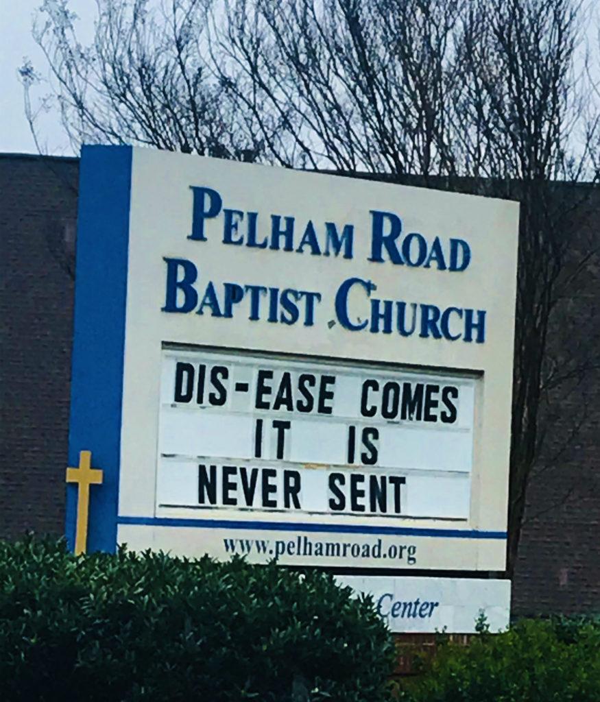 Pelham Road website