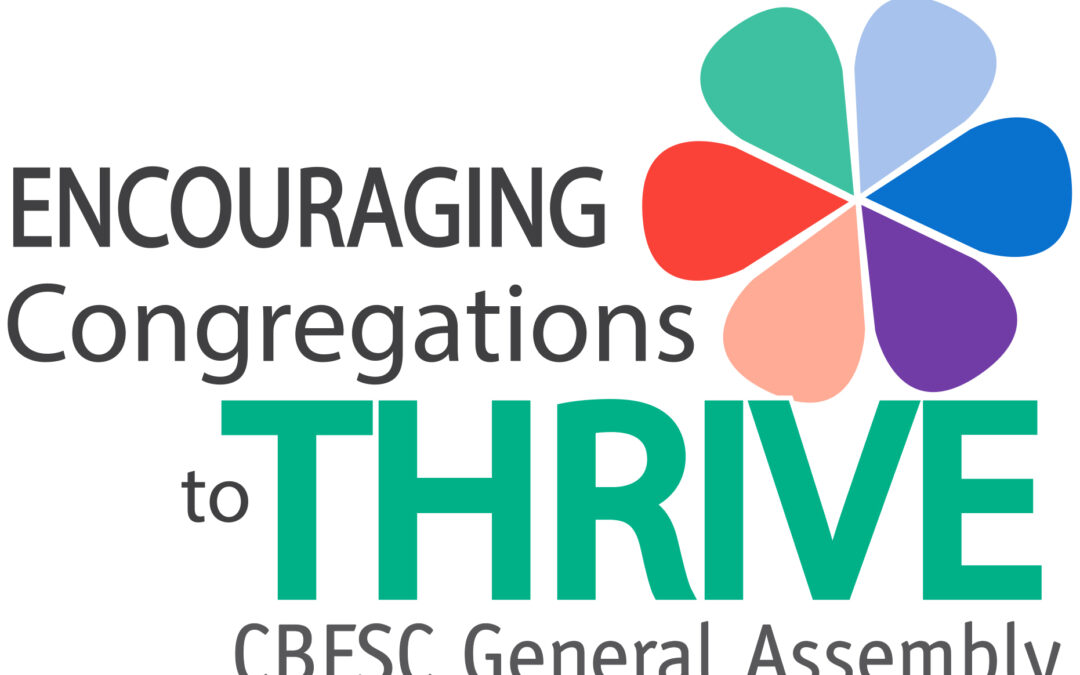 Encouraging congregations to thrive