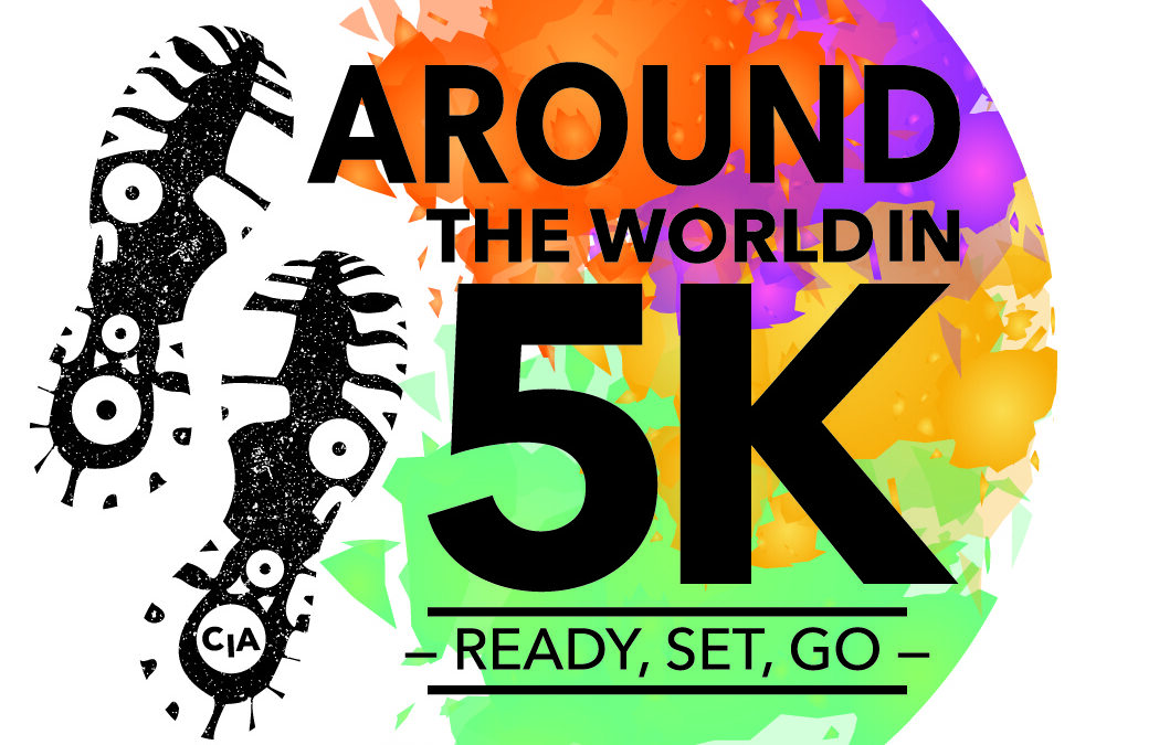 Around the world in 5K