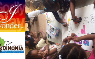 """CBFSC missions grant means """"Godly Play"""" at Koinonia"""