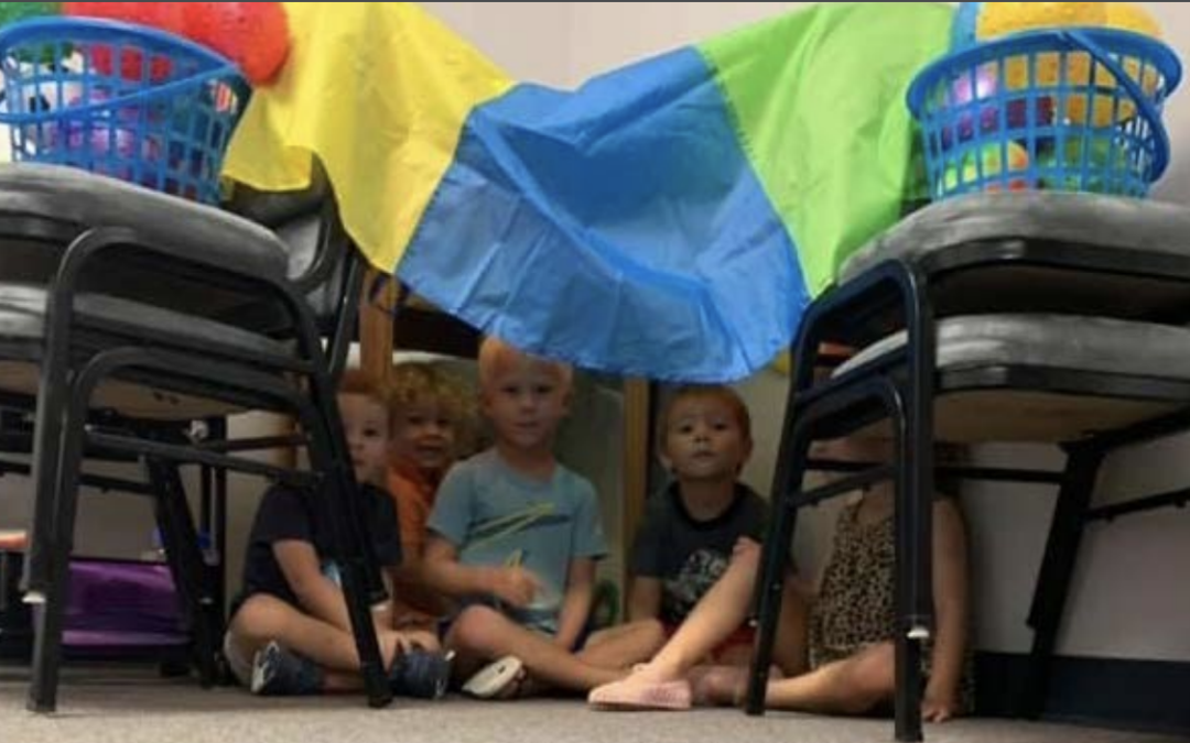 Some of our preschools and daycares are reopening after months of silence