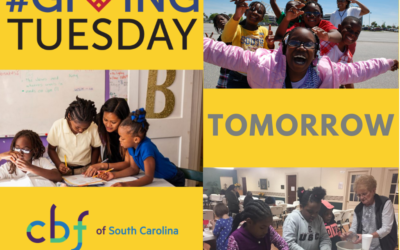 Giving Tuesday: A chance to grow our impact