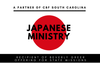 Outreach to Japanese speakers continues, from South Carolina to Japan