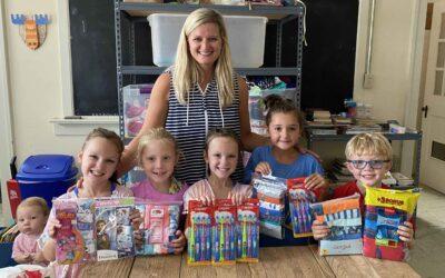 Foster children ministry big part of FBC Belton