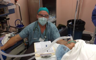 Winston King found his calling in the operating room
