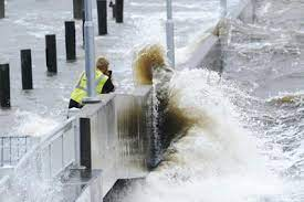 Ida Flooding