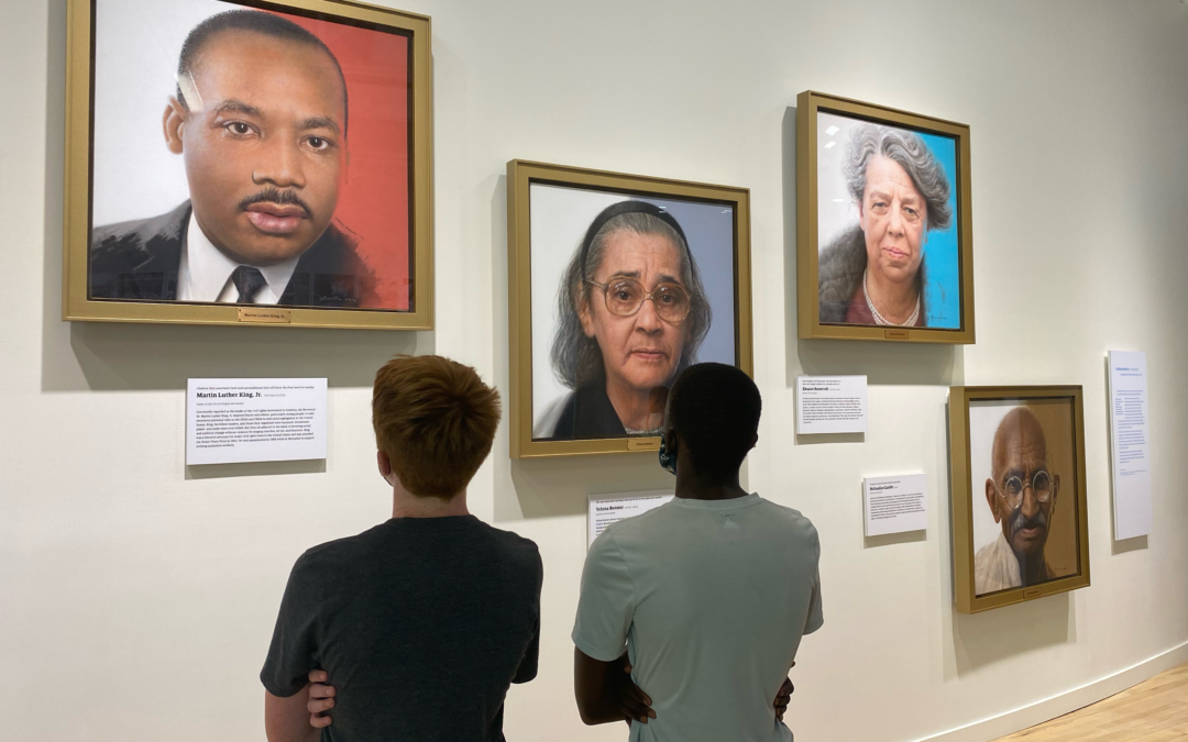 Pelham Road youth feel the weight of civil rights movement